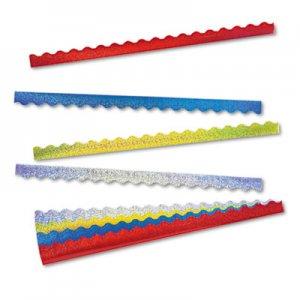 TREND Terrific Trimmers Sparkle Border Variety Pack, 2 1/4 x 39 Panels, Asstd, 40/Set TEPT92901 T92901