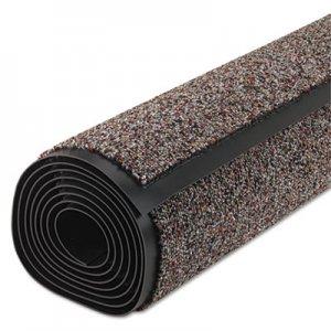 Crown Classic Berber Wiper Mat, Nylon/Olefin, 36 x 120, Gray CWNCB0310GY CB 0310GY