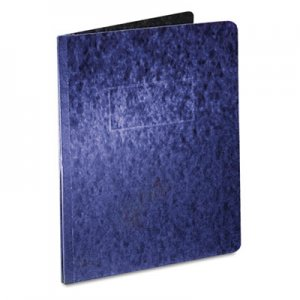 "Oxford Pressboard Report Cover, 2 Prong Fastener, Letter, 3"" Capacity, Dark Blue OXF12902 12902"