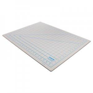 "X-ACTO Self-Healing Cutting Mat, Nonslip Bottom, 1"" Grid, 18 x 24, Gray EPIX7762 X7762"