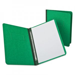 """Oxford PressGuard Report Cover, Prong Clip, Letter, 3"""" Capacity, Light Green OXF12703 12703"""