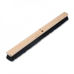 "Boardwalk Floor Brush Head, 2 1/2"" Black Tampico Fiber, 36"" BWK20236"