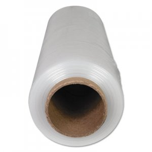 "Genpak Handwrap Stretch Film, 16"" x 1500ft Roll, 17mic (70-Gauge), 4/Carton UNV62116"