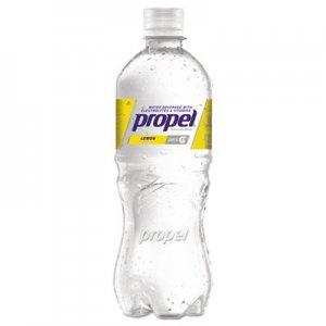 Propel Fitness Water Flavored Water, Lemon, Bottle, 500mL, 24/Carton QKR00167 30077