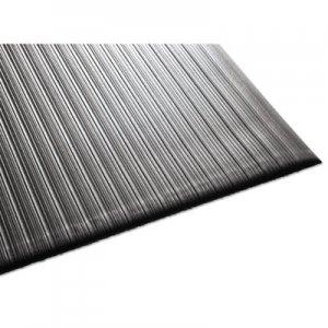 Guardian Air Step Antifatigue Mat, Polypropylene, 36 x 144, Black MLL24031202 24031202