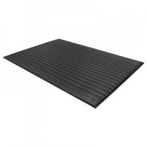 Guardian Air Step Antifatigue Mat, Polypropylene, 24 x 36, Black MLL24020302 24020302