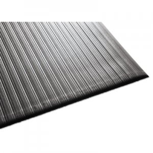 Guardian Air Step Antifatigue Mat, Polypropylene, 36 x 60, Black MLL24030502 24030502
