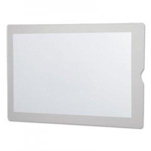Oxford Utili-Jac Heavy-Duty Clear Plastic Envelopes, 6 x 9, 50/Box OXF65009 65009