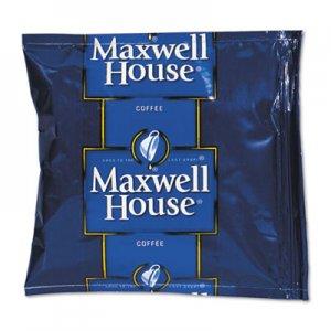 Maxwell House Coffee, Regular Ground, 1.5 oz Pack, 42/Carton MWH866150 GEN866150