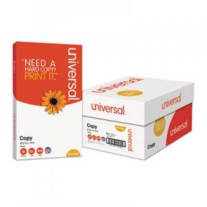 Genpak Copy Paper, 92 Brightness, 20lb, 8-1/2 x 14, White, 5000 Sheets/Carton UNV24200