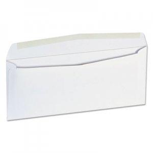 Genpak Business Envelope, #9, Cheese Blade Flap, Gummed Closure, 3.88 x 8.88, White, 500/Box UNV35209