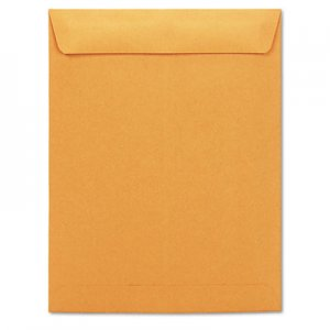 Genpak Catalog Envelope, Center Seam, 10 x 13, Brown Kraft, 250/Box UNV44105