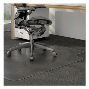 Alera Studded Chair Mat for Low Pile Carpet, 45 x 53, Clear ALEMAT4553CLPL CM12233ALEPL