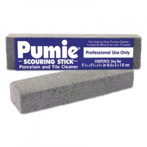 Pumie Scouring Stick, Pumie, Gray Pumice, 5 3/4 x 3/4 x 11/4 UPM12 JAN-12