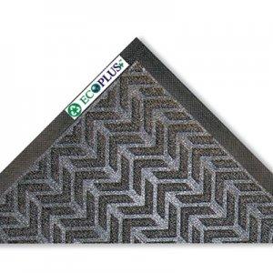 Crown EcoPlus Mat, 45 x 70, Charcoal CWNECR046CH EC R046CH