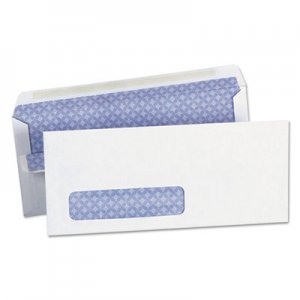 Genpak Self-Seal Business Envelope, #10, Square Flap, Self-Adhesive Closure, 4.13 x 9.5, White, 500/Box UNV36102