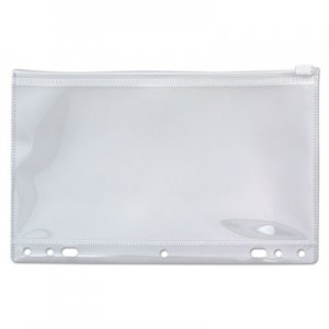 Angler's Zip-All Ring Binder Pocket, 6 x 9 1/2, Clear AVTANG51 ANG51