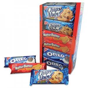 Nabisco Variety Pack Cookies, Assorted, 1 3/4oz Packs, 12 Packs/Box NFG04738 00 44000 04738 00