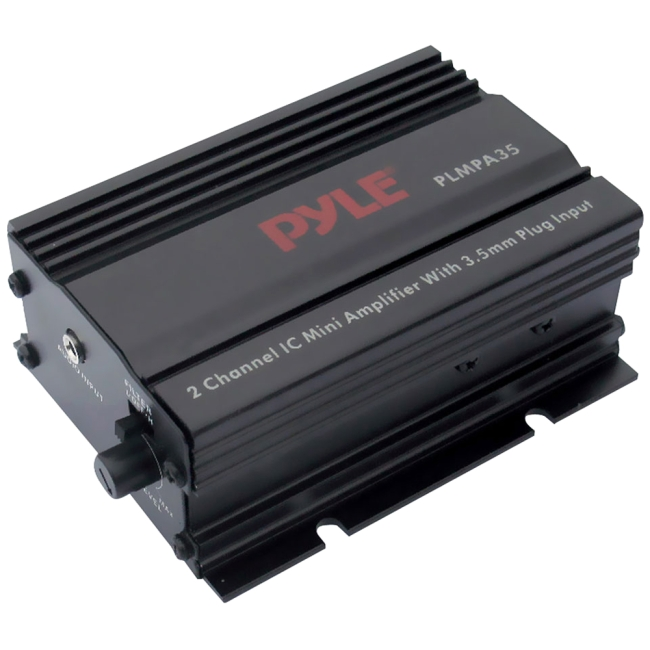 Pyle Car Amplifier PLMPA35