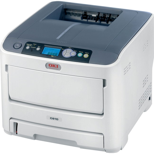 Oki LED Printer 91674604 C610N