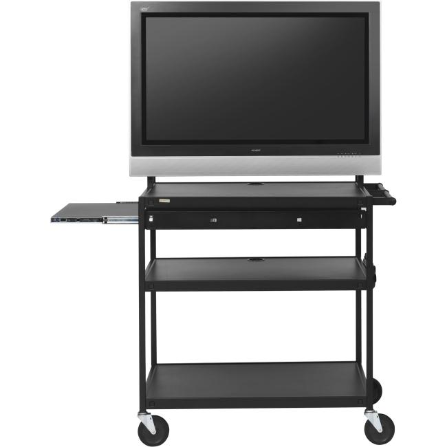 Bretford Basics Flat Panel Cart FP60MUL-P5BK