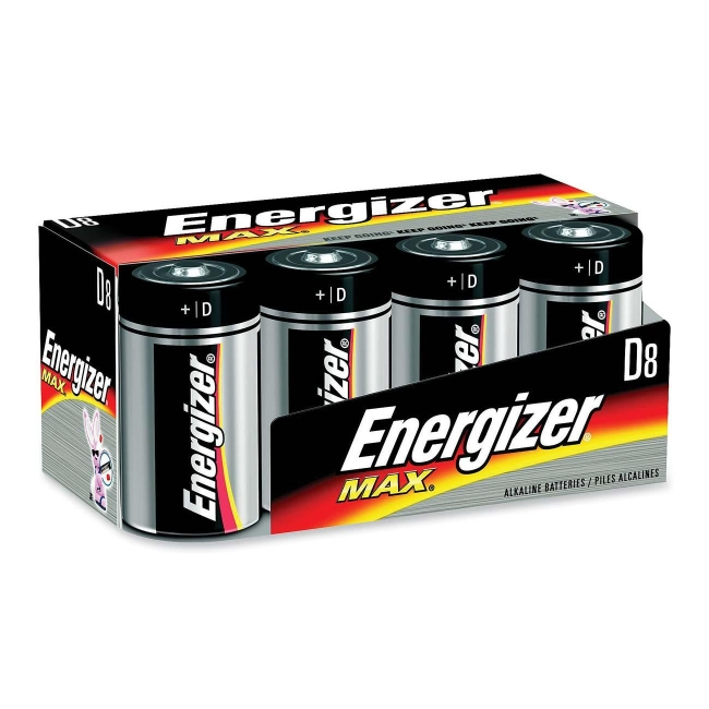 Energizer MAX General Purpose Battery E95FP-8