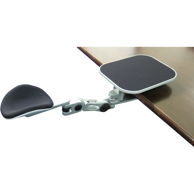 Ergoguys Ergonomic Adjustable Computer Arm Rest with Mouse Pad EG-ErgoArm