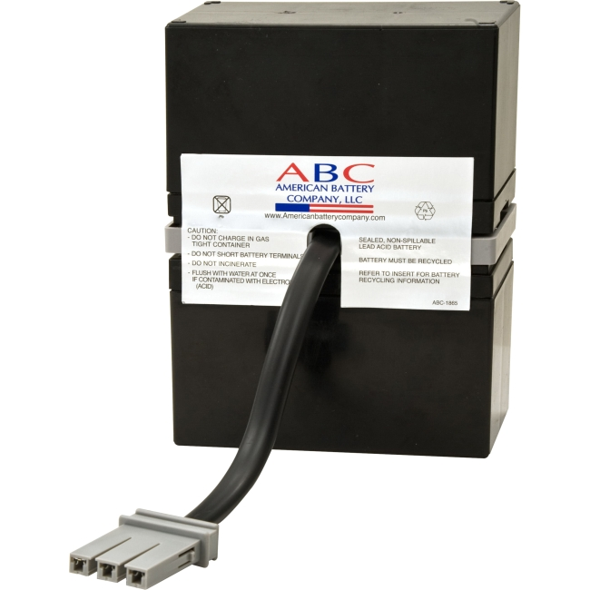 ABC Replacement Battery Cartridge RBC33