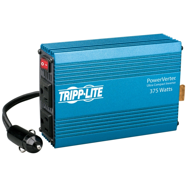 Tripp Lite PowerVerter 375-Watt Ultra-Compact Inverter PV375