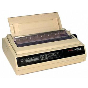 Oki MICROLINE Dot Matrix Printer 62410501 395