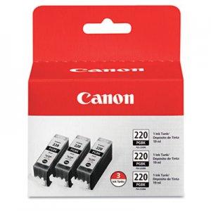 Canon Ink, Black, 3/PK CNM2945B004 2945B004