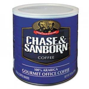 Chase & Sanborn Coffee, Regular, 34.5oz Can OFX33000 33000
