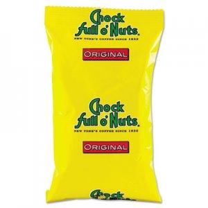 Chock full o'Nuts Coffee, 1.75oz Packet, 42/Box OFX01096 01096