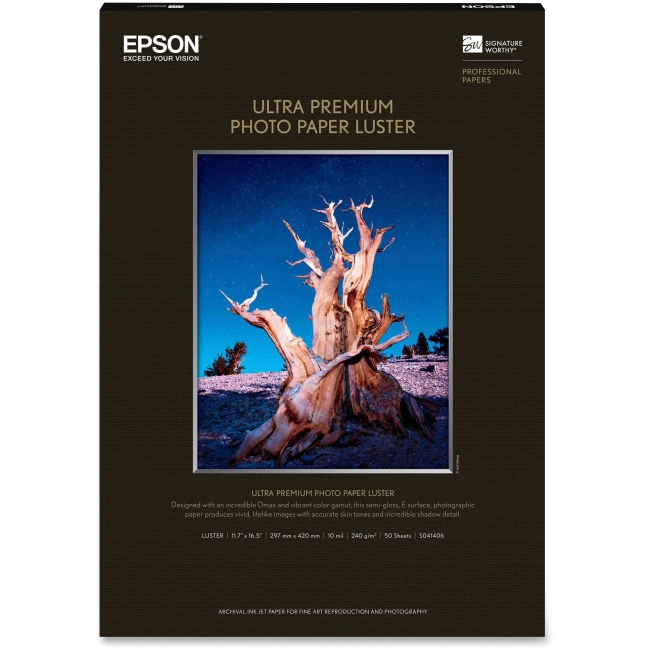 Epson Photographic Papers S041406