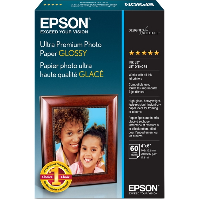 Epson Ultra Premium Photo Paper S042181