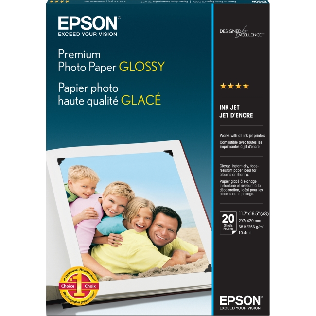 Epson Premium Photographic Papers S041288
