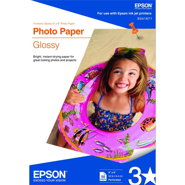 Epson Photographic Papers S041671