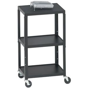 Bretford Height Adjustable A/V Cart A2642