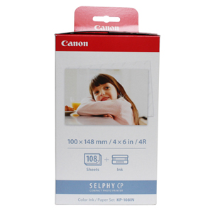 Canon Color Ink Cartridge 3115B001 KP-108IN