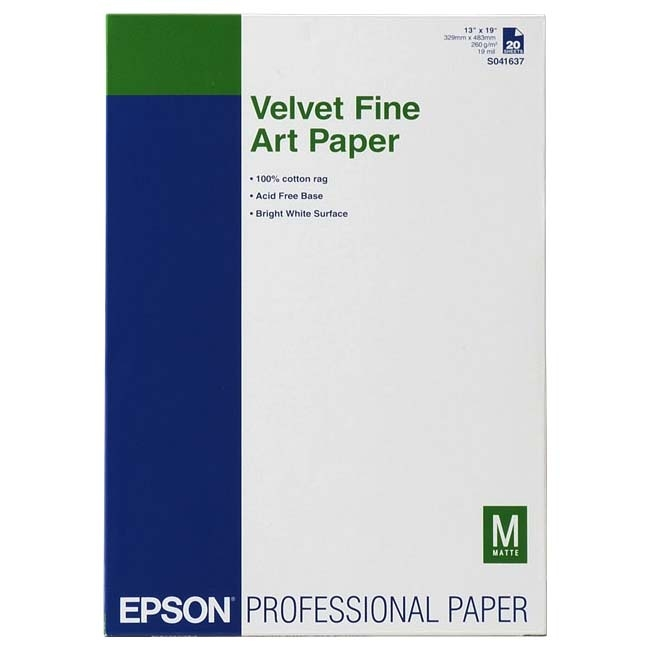 Epson Fine Art Papers S041637