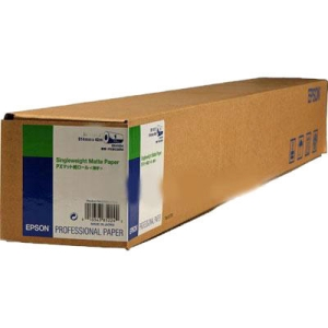 Epson Single Weight Matte Paper S041855
