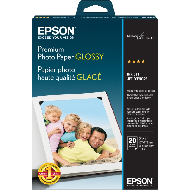 Epson Glossy Photo Paper S041464