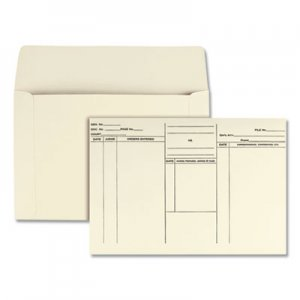 Quality Park Attorney's Open Side Envelope, Ungummed, 10 x 14 3/4, Cameo Buff, 100/Box QUA89701