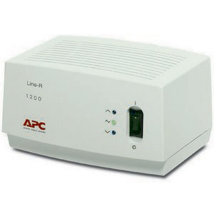 APC Line-R 1200VA Line Conditioner With AVR LE1200I