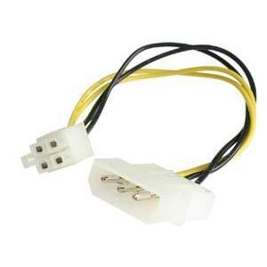 StarTech.com Power Cable Adapter LP4P4ADAP