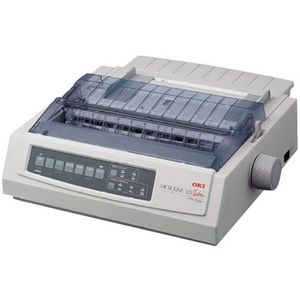 Oki MICROLINE Dot Matrix Printer 91907101 320 Turbo
