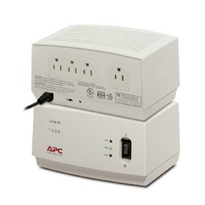 APC Line-R 1200VA Line Conditioner With AVR LE1200