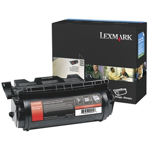 Lexmark Black Print Cartridge 64035SA