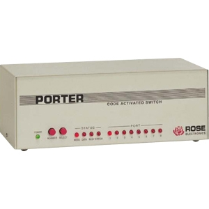 Rose Electronics Porter Code Activated Switch PO-8S