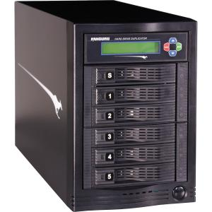Kanguru Clone Hard Drive Duplicator 5HD-Tower KCLONE-5HD-TWR